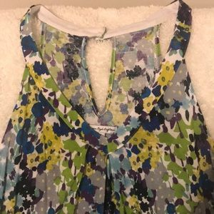 American Eagle Outfitters Tops - American Eagle- floral Tank - small